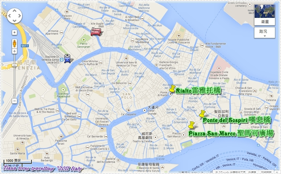 Venezia 威尼斯 景點地圖.jpg