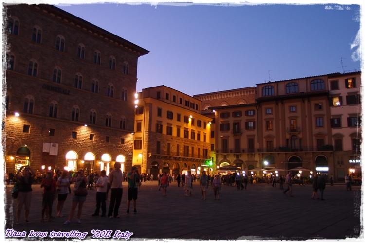 Piazza della Signoria 西紐利廣場領主廣場 4.JPG
