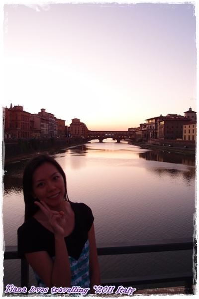Ponte Vecchio 維奇歐橋老橋2.JPG