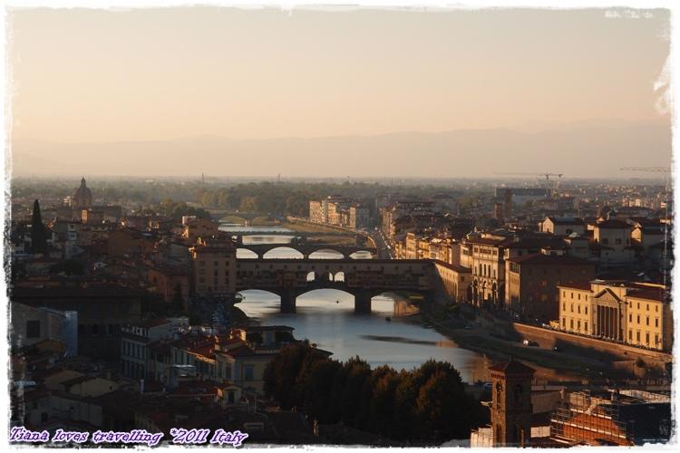 Ponte Vecchio 維奇歐橋老橋3.JPG
