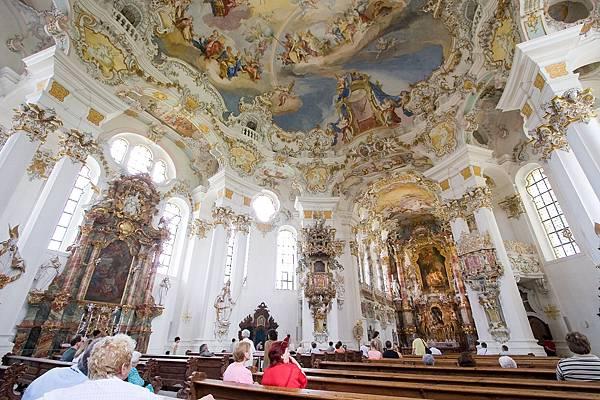 Wieskirche 威斯教堂  維斯教堂 (2).jpg