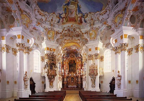 Wieskirche 威斯教堂  維斯教堂 (4).jpg