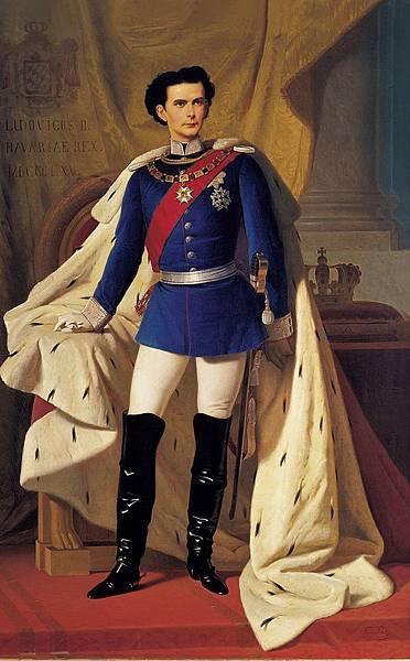 路德維希二世(Ludwig II ).jpg