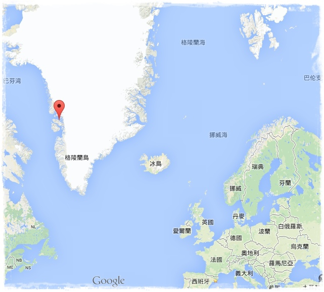 格陵蘭聖誕老人Uummannaq