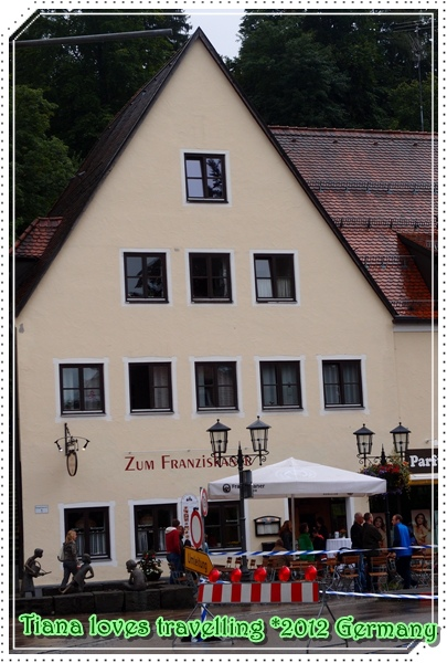 Schloss Hohenschwangau, Neuschwanstein 天鵝堡 109