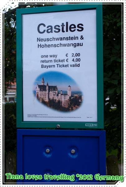 Schloss Hohenschwangau, Neuschwanstein 天鵝堡 94
