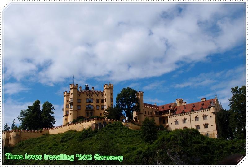 Schloss Hohenschwangau, Neuschwanstein 天鵝堡 93