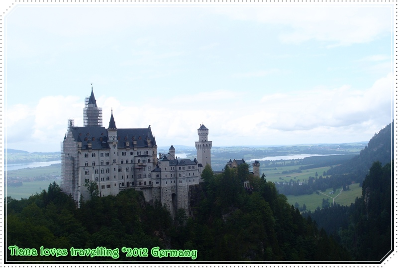 Schloss Hohenschwangau, Neuschwanstein 天鵝堡 88