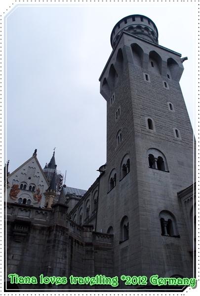 Schloss Hohenschwangau, Neuschwanstein 天鵝堡 80