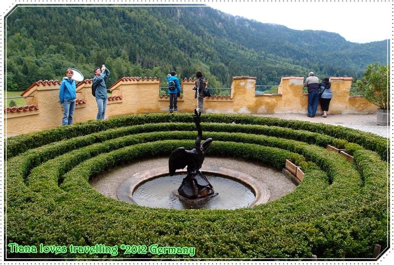 Schloss Hohenschwangau, Neuschwanstein 天鵝堡 69