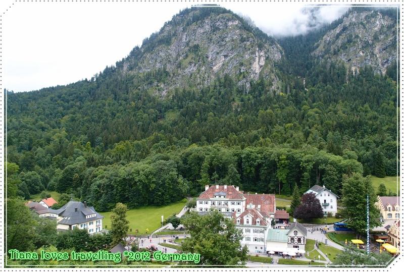 Schloss Hohenschwangau, Neuschwanstein 天鵝堡 68