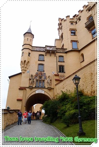 Schloss Hohenschwangau, Neuschwanstein 天鵝堡 64