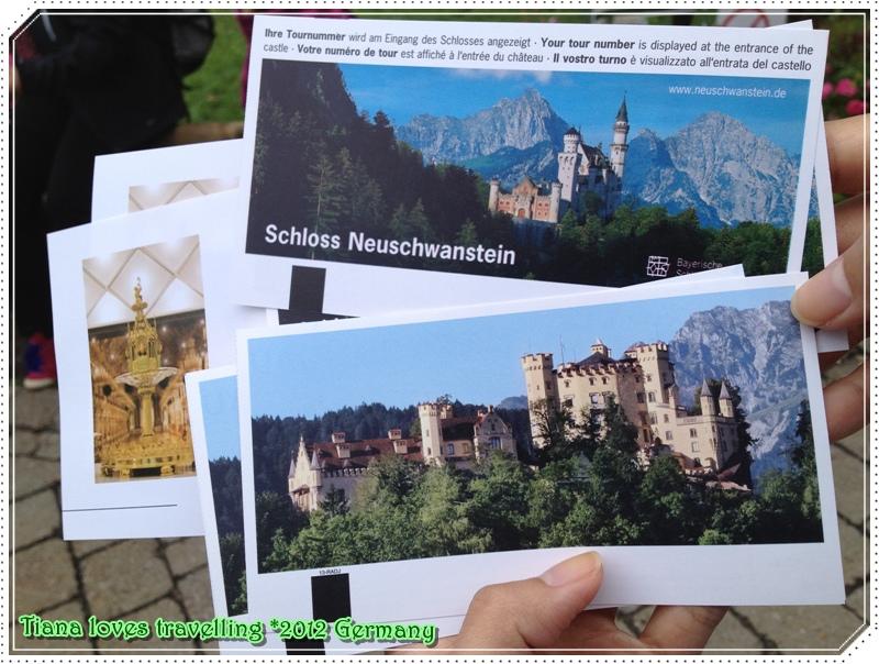 Schloss Hohenschwangau, Neuschwanstein 天鵝堡 22