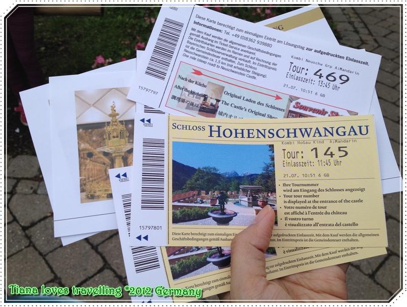Schloss Hohenschwangau, Neuschwanstein 天鵝堡 21
