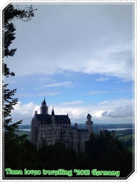 Schloss Hohenschwangau, Neuschwanstein 天鵝堡 12