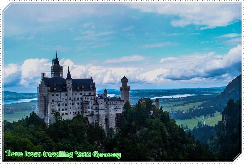 Schloss Hohenschwangau, Neuschwanstein 天鵝堡 117