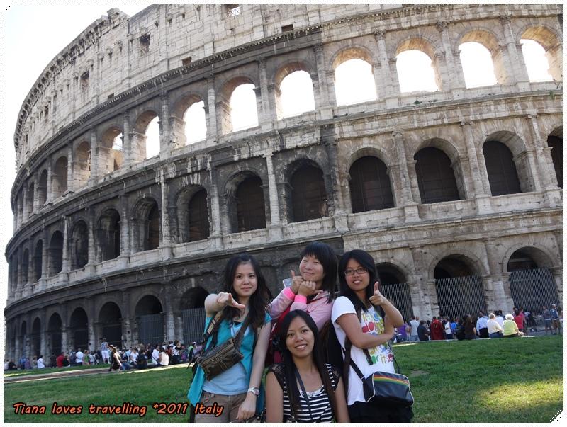 ROMA 羅馬 Colosseo 鬥獸場 競技場 23.JPG