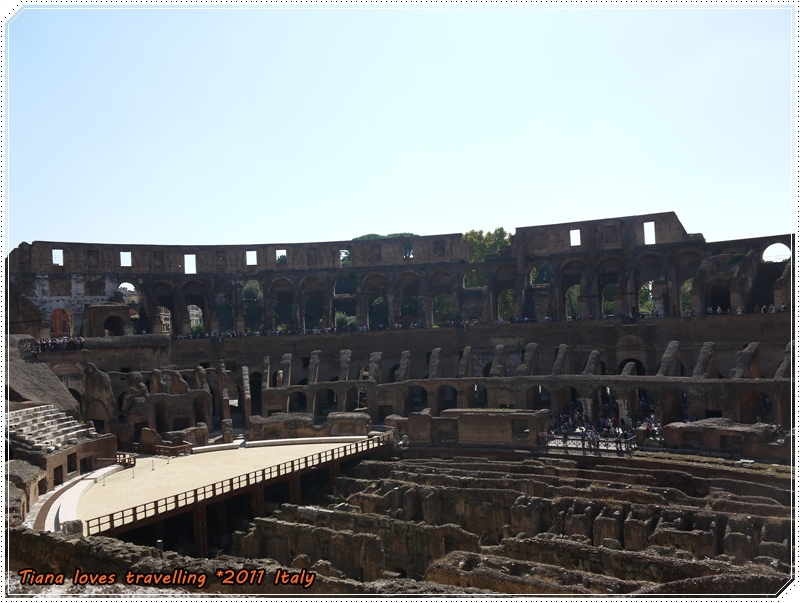 ROMA 羅馬 Colosseo 鬥獸場 競技場 24.JPG