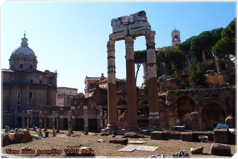 ROMA 羅馬 Foro Romano 古羅馬市集 11.JPG