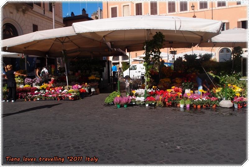 ROMA 羅馬 Piazza Campo dei Fiori 鮮花市集 鮮花廣場 03.JPG