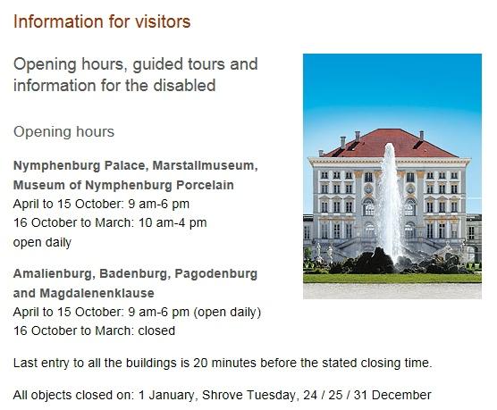Schloss Nymphenburg寧芬堡 (64)