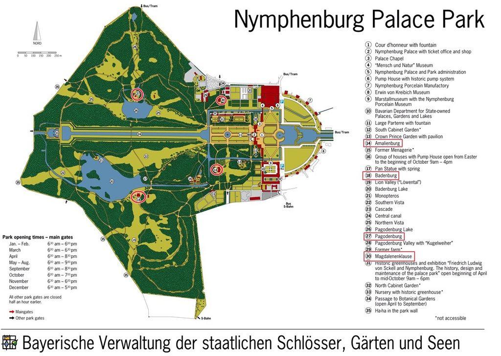 Schloss Nymphenburg寧芬堡 (66)