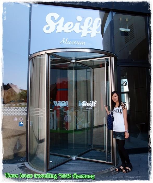 德國童話之旅 ※ DAY 10 -- Steiff museum (18)