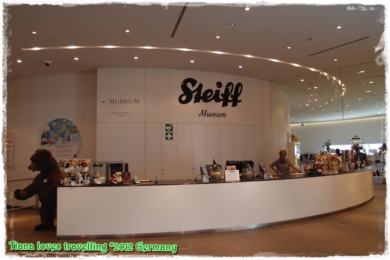 德國童話之旅 ※ DAY 10 -- Steiff museum (108)