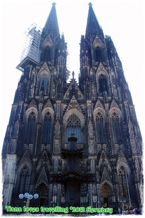 Köln Dom科隆大教堂 (2)