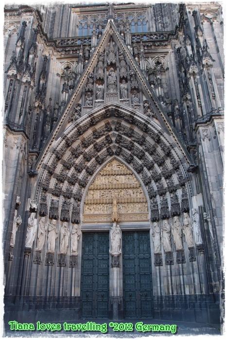 Köln Dom科隆大教堂 (3)