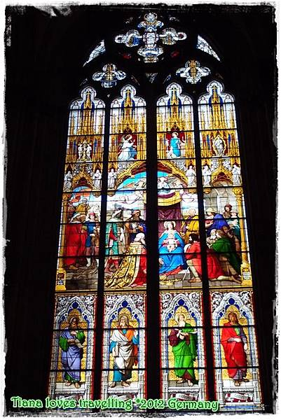 Köln Dom科隆大教堂 (8)