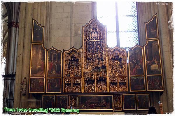 Köln Dom科隆大教堂 (10)