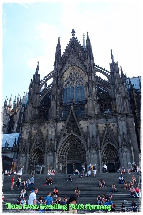 Köln Dom科隆大教堂 (1)