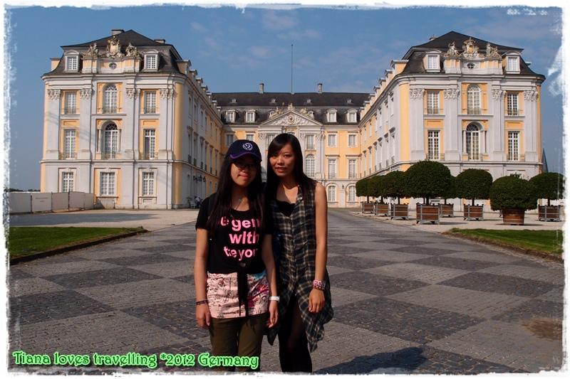Schloss Augustusburg奧古斯塔斯堡 (2)