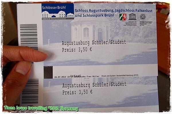Schloss Augustusburg奧古斯塔斯堡 (5)