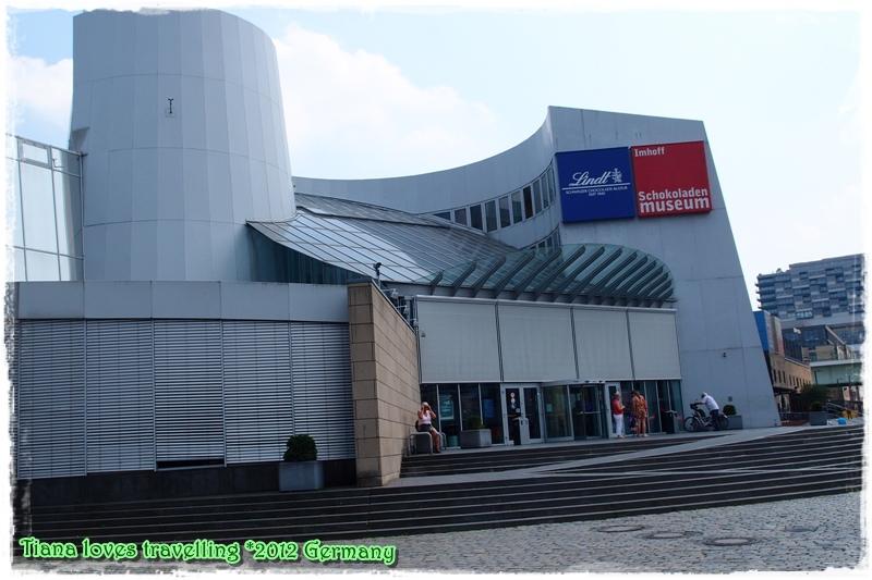 Schokoladenmuseum Köln 科隆巧克力博物館 (5)
