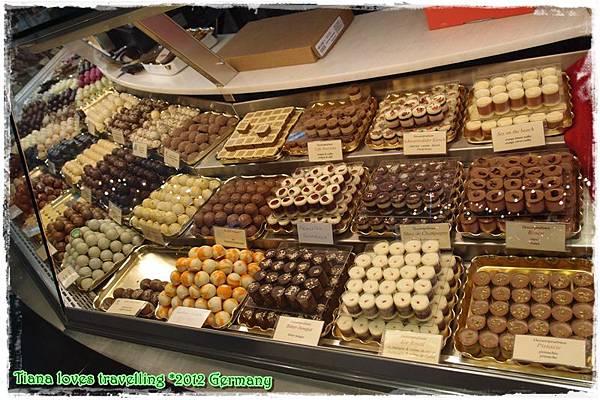 Schokoladenmuseum Köln 科隆巧克力博物館 (1)