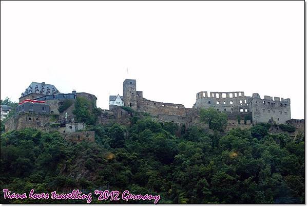 Rhein萊茵河 - Burg Rheinfels 萊茵岩堡