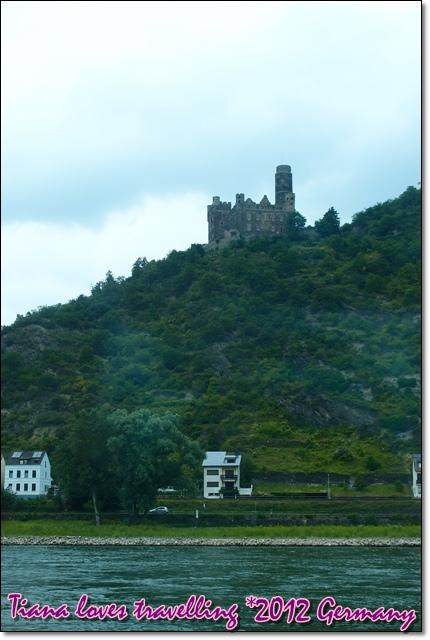 Rhein萊茵河 - Burg Maus鼠堡
