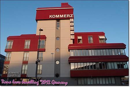 Köln 科隆 住宿酒店-Günnewig Kommerz Hotel (4).JPG