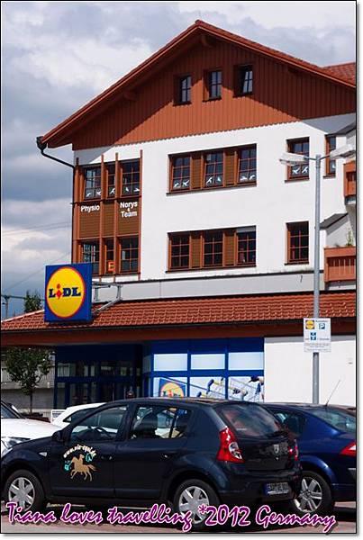 Garmisch-Partenkirchen 加米許-帕騰基興 住宿-Gästehaus Buchwieser (9).JPG