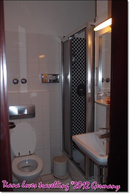 Frankfurt 法蘭克福 住宿-Hotel Cristall (6).JPG