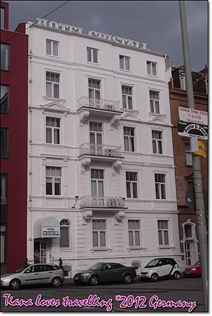 Frankfurt 法蘭克福 住宿-Hotel Cristall (3).JPG