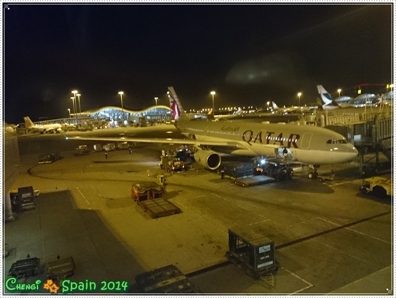 冬遊西班牙 ※ DAY 1 – Barcelona 巴塞隆那 004