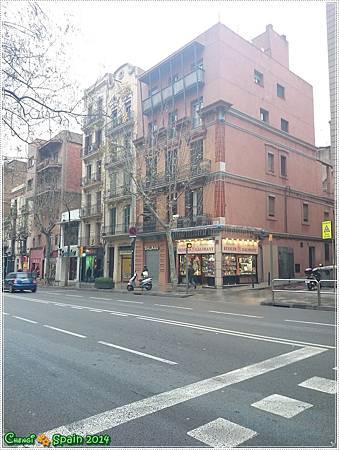 冬遊西班牙 ※ DAY 1 – Barcelona 巴塞隆那 012