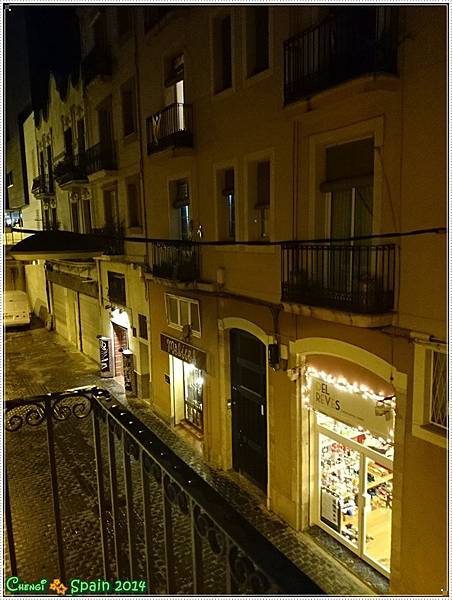 冬遊西班牙 ※ DAY 1 – Barcelona 巴塞隆那 020