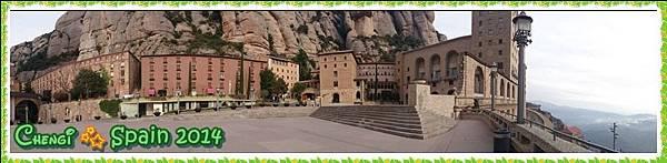 冬遊西班牙 ※ Montserrat 蒙塞拉特 聖山014.JPG