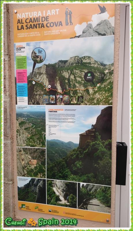 冬遊西班牙 ※ Montserrat 蒙塞拉特 聖山018.JPG