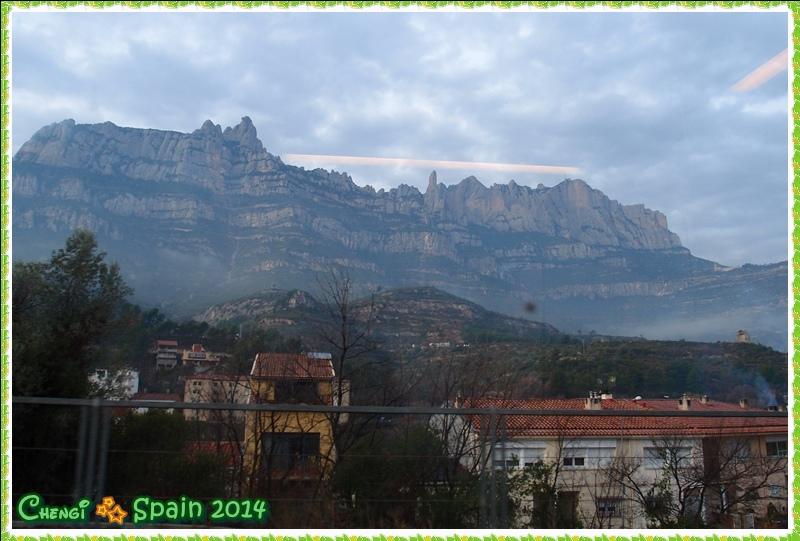 冬遊西班牙 ※ Montserrat 蒙塞拉特 聖山029.JPG