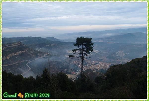 冬遊西班牙 ※ Montserrat 蒙塞拉特 聖山036.JPG